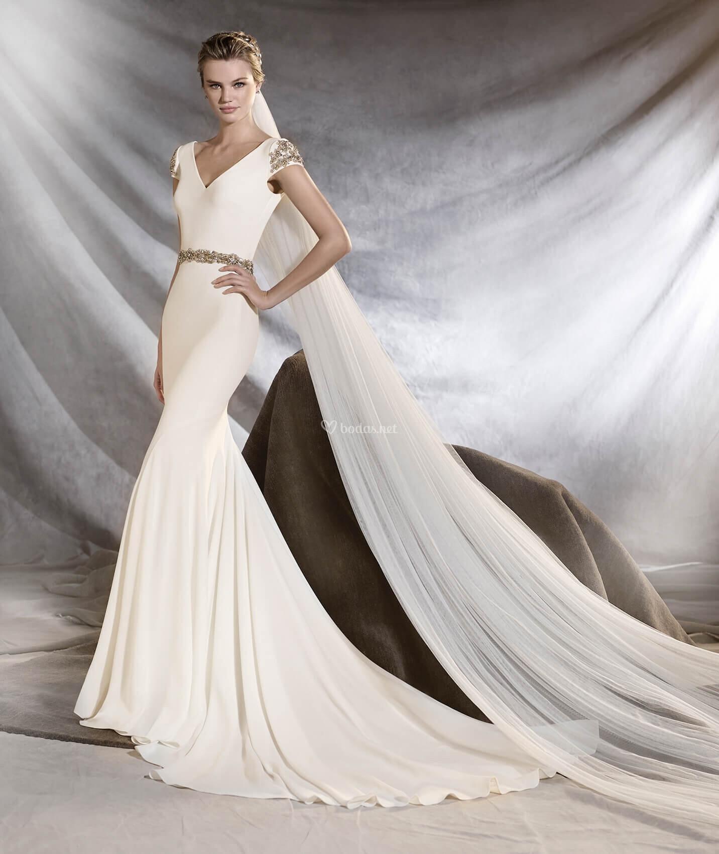 Vestidos pronovias bodas net