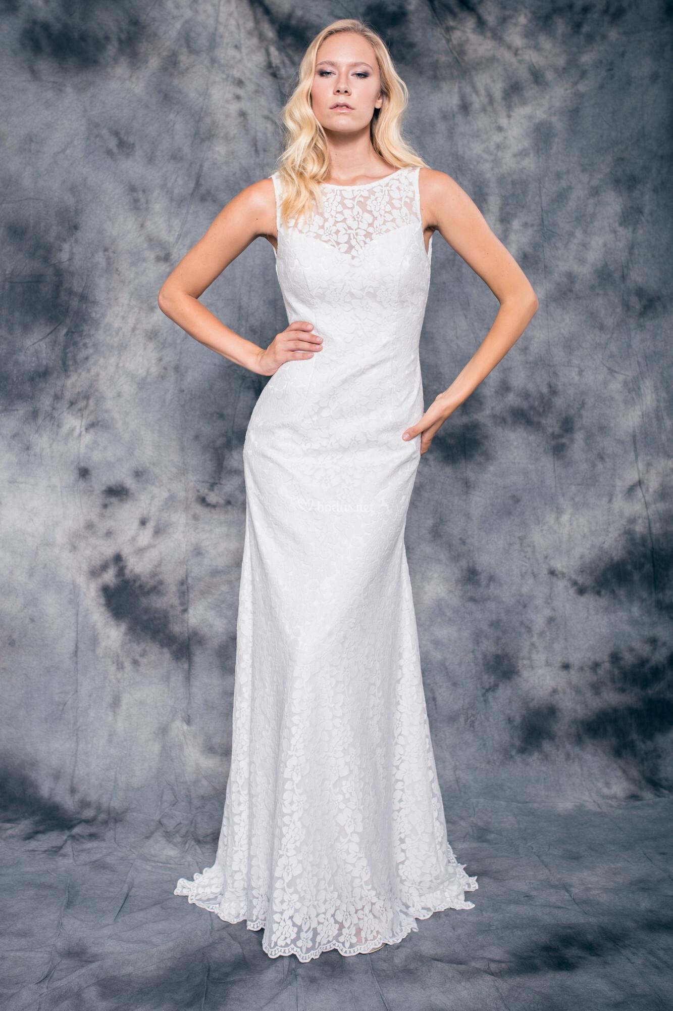 Vestidos corte sirena 2020 12