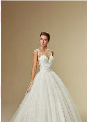 8127, Crystalline Bridals