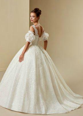 1146, Crystalline Bridals
