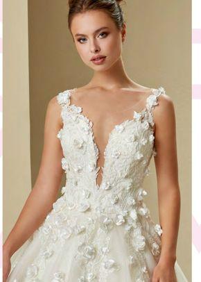 1143, Crystalline Bridals