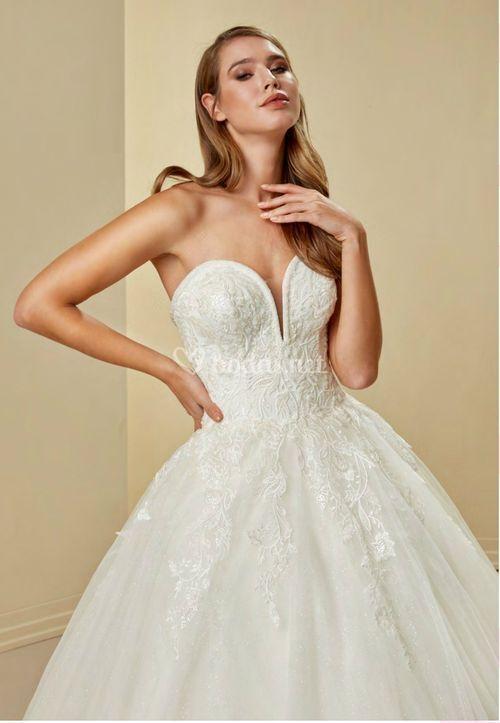 1141, Crystalline Bridals