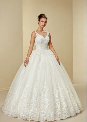 1085, Crystalline Bridals
