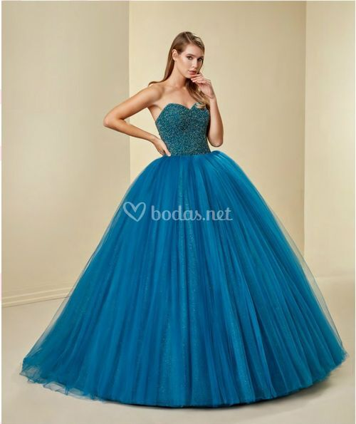 0306-PB, Crystalline Bridals