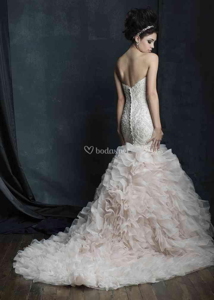 C391, Allure Bridals