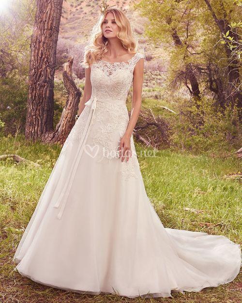 Vestido de Novia de Maggie Sottero - Ophelia