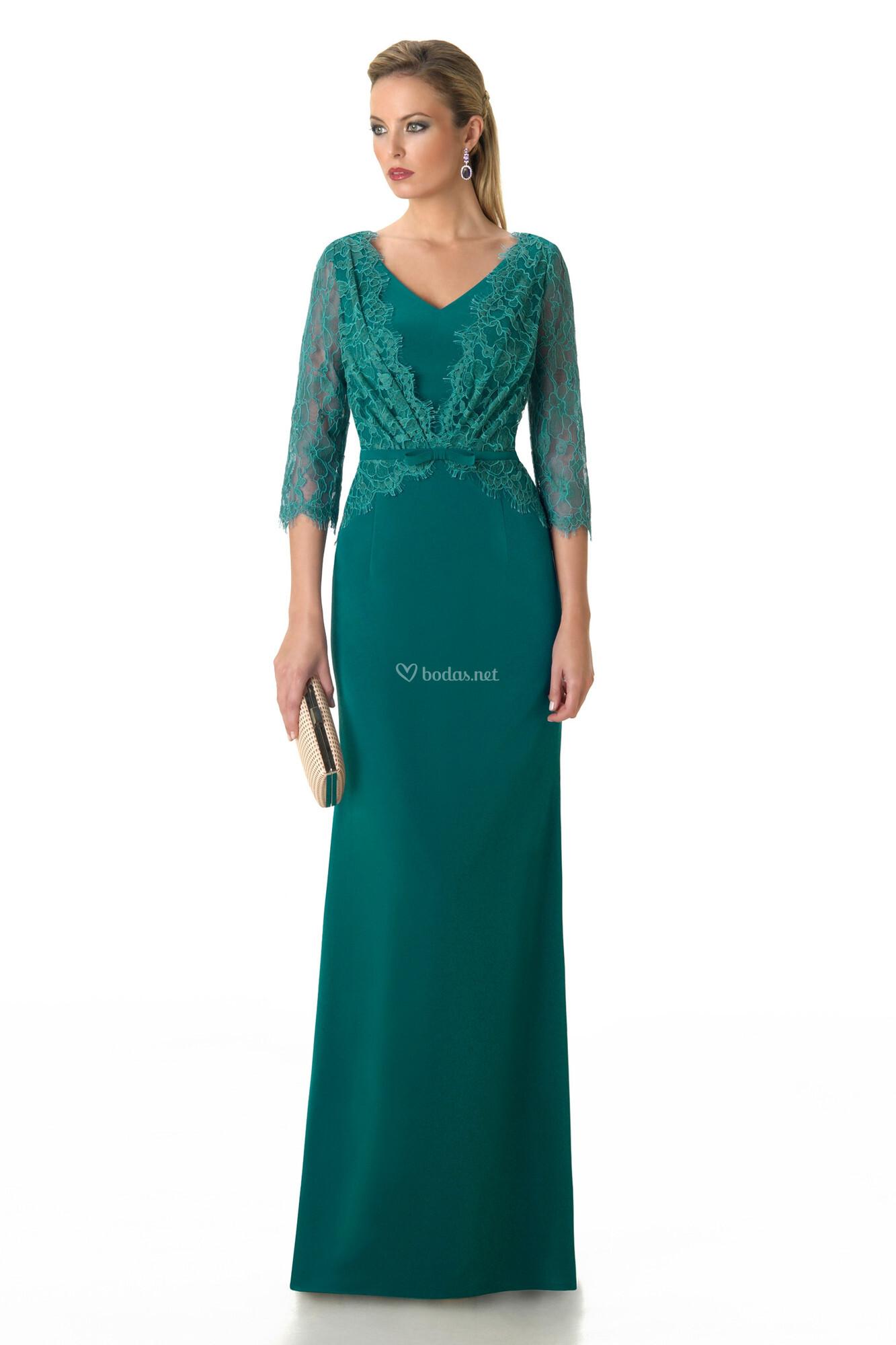 Vestido de Madrina de Raffaello - Genisco