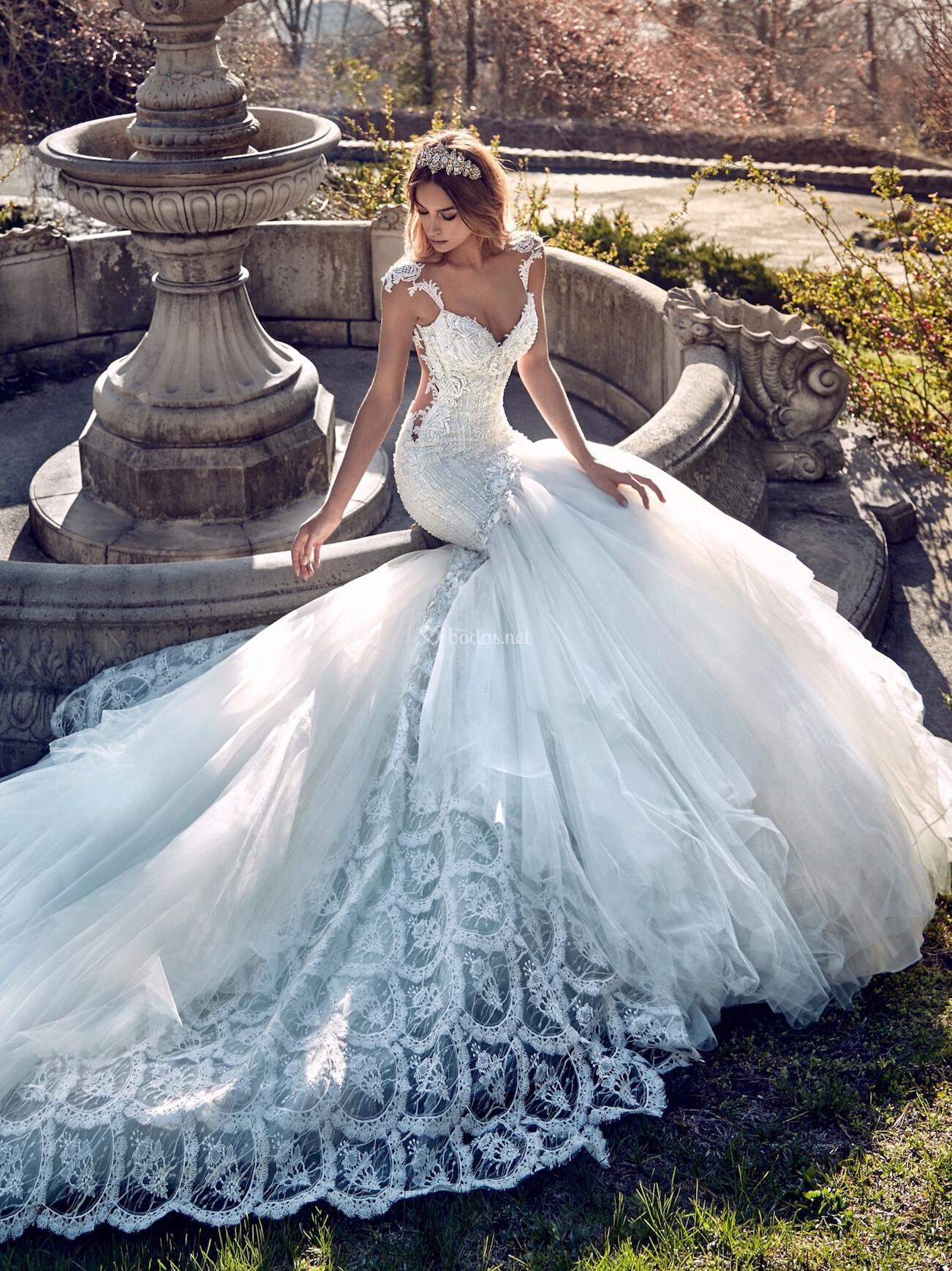 Vestido de Novia de Galia Lahav - Ms. Elle