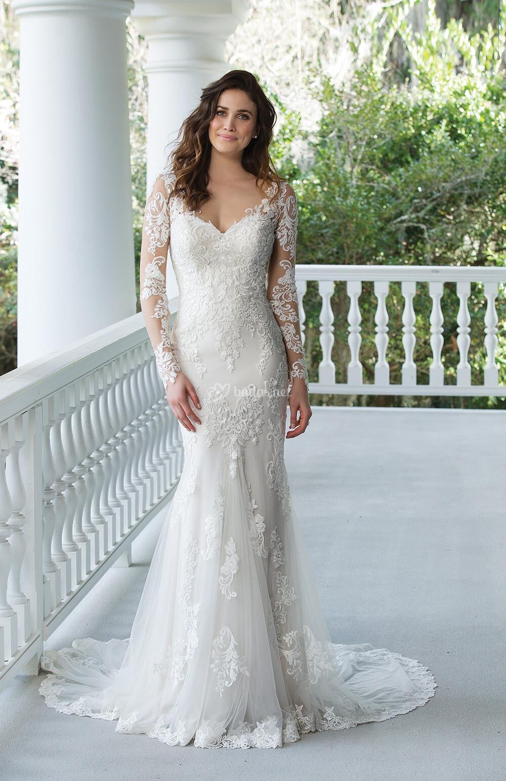 Vestido de Novia de Sincerity Bridal - 3936