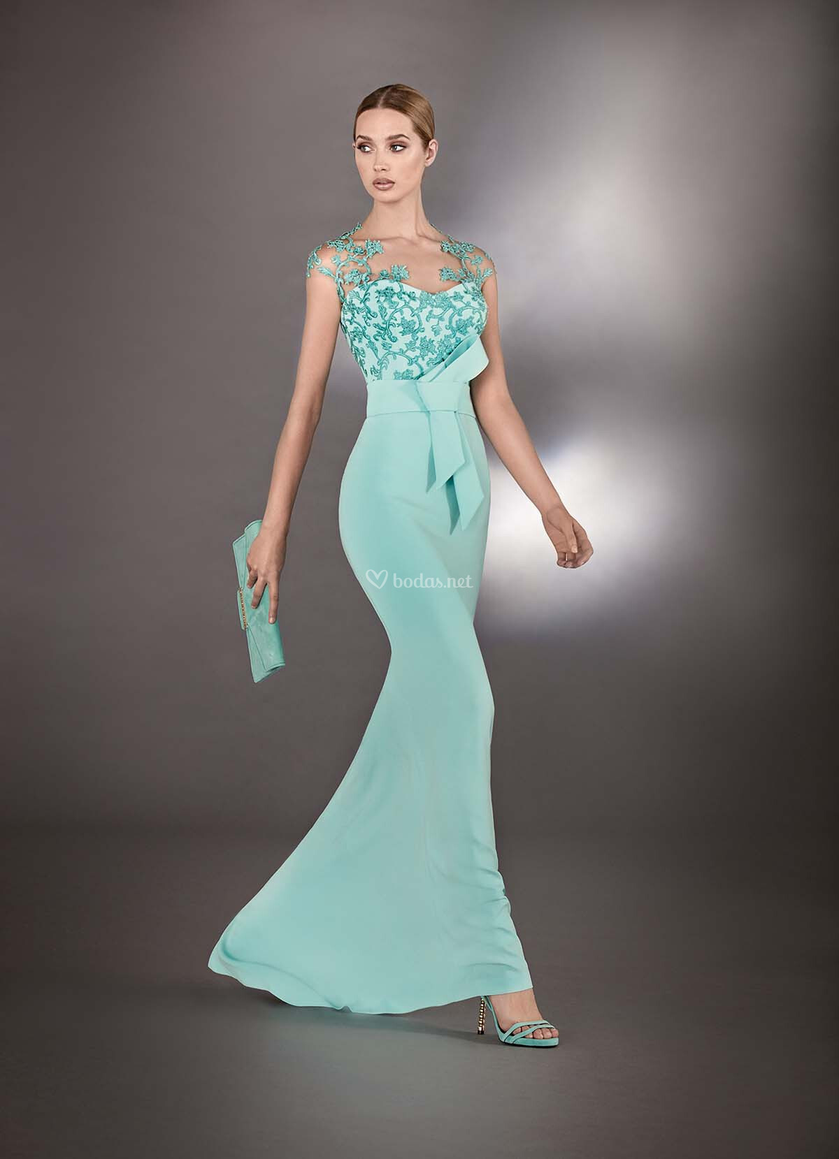 Vestido de Madrina de Hannibal Laguna Atelier - TOKURA