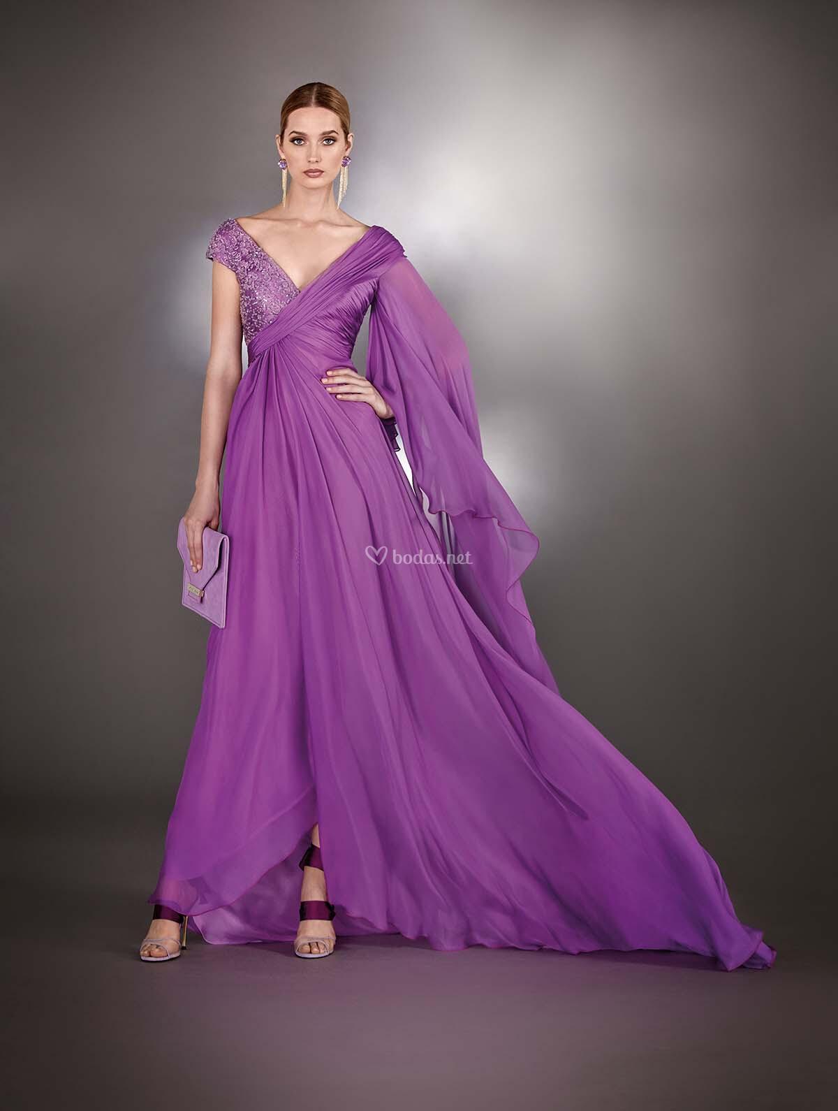 Vestido de Madrina de Hannibal Laguna Atelier - TAYLOR