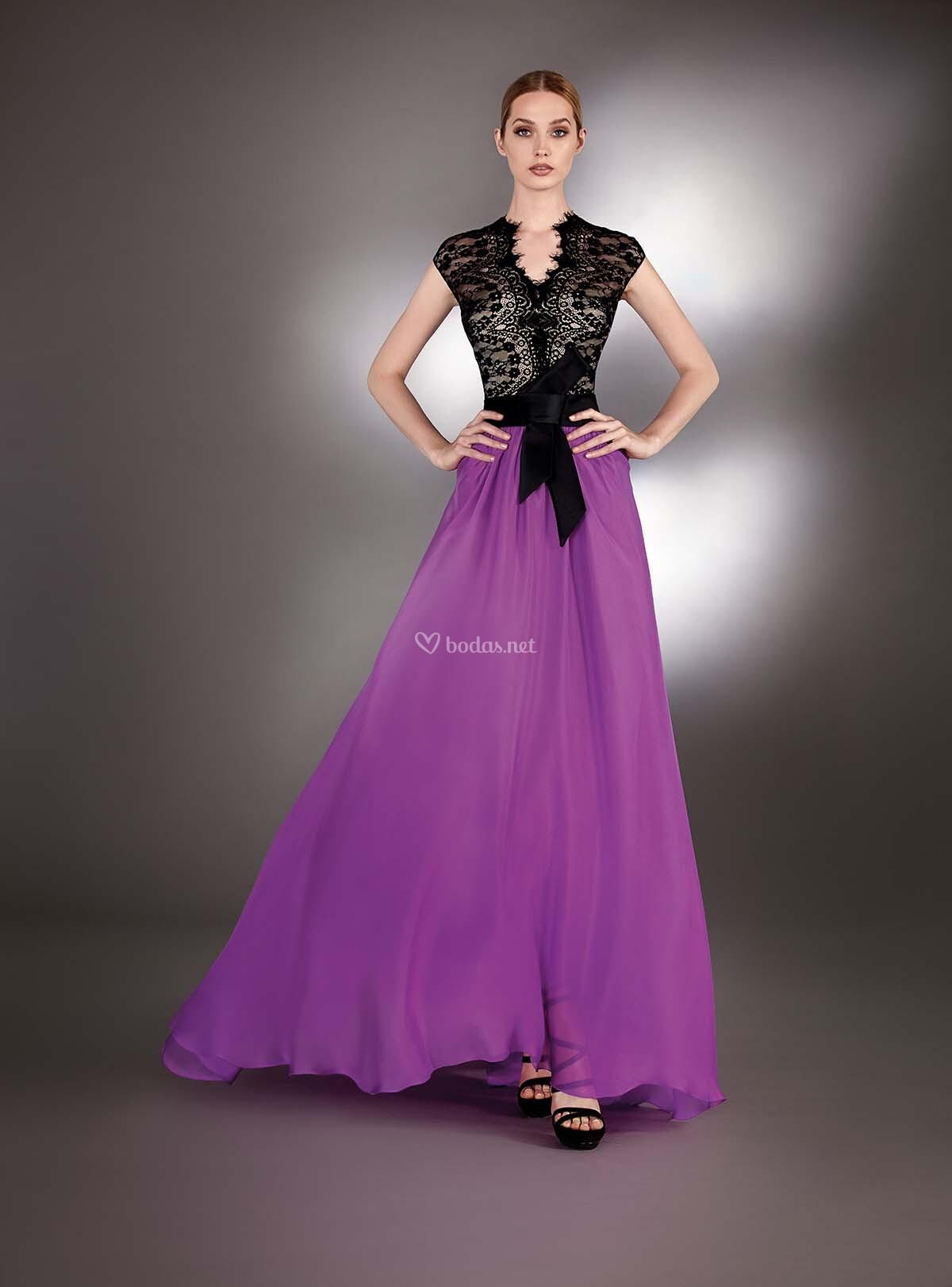Vestido de Madrina de Hannibal Laguna Atelier - TANCALDI