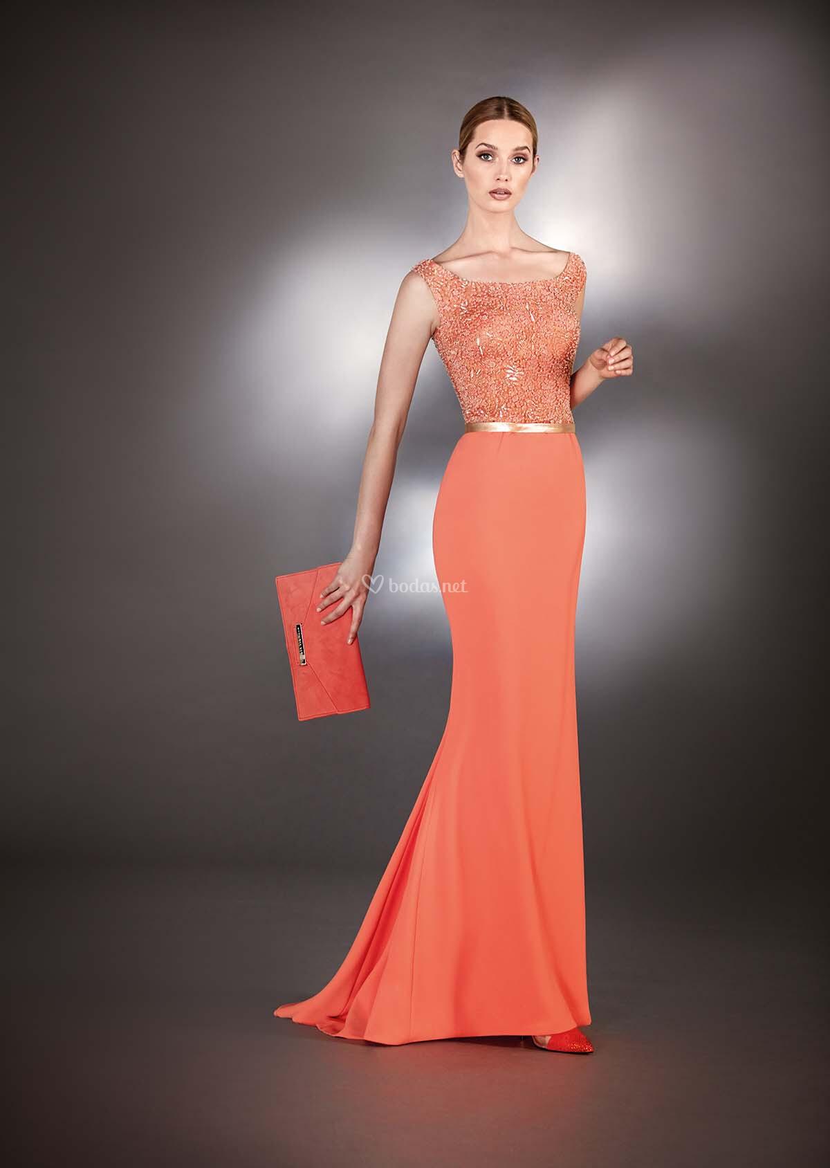be2a7a118 Vestido de Madrina de Hannibal Laguna Atelier - TAPIR