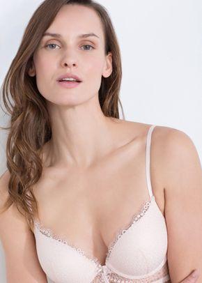 SUJETADOR PUSH UP DE ENCAJE, Women'secret