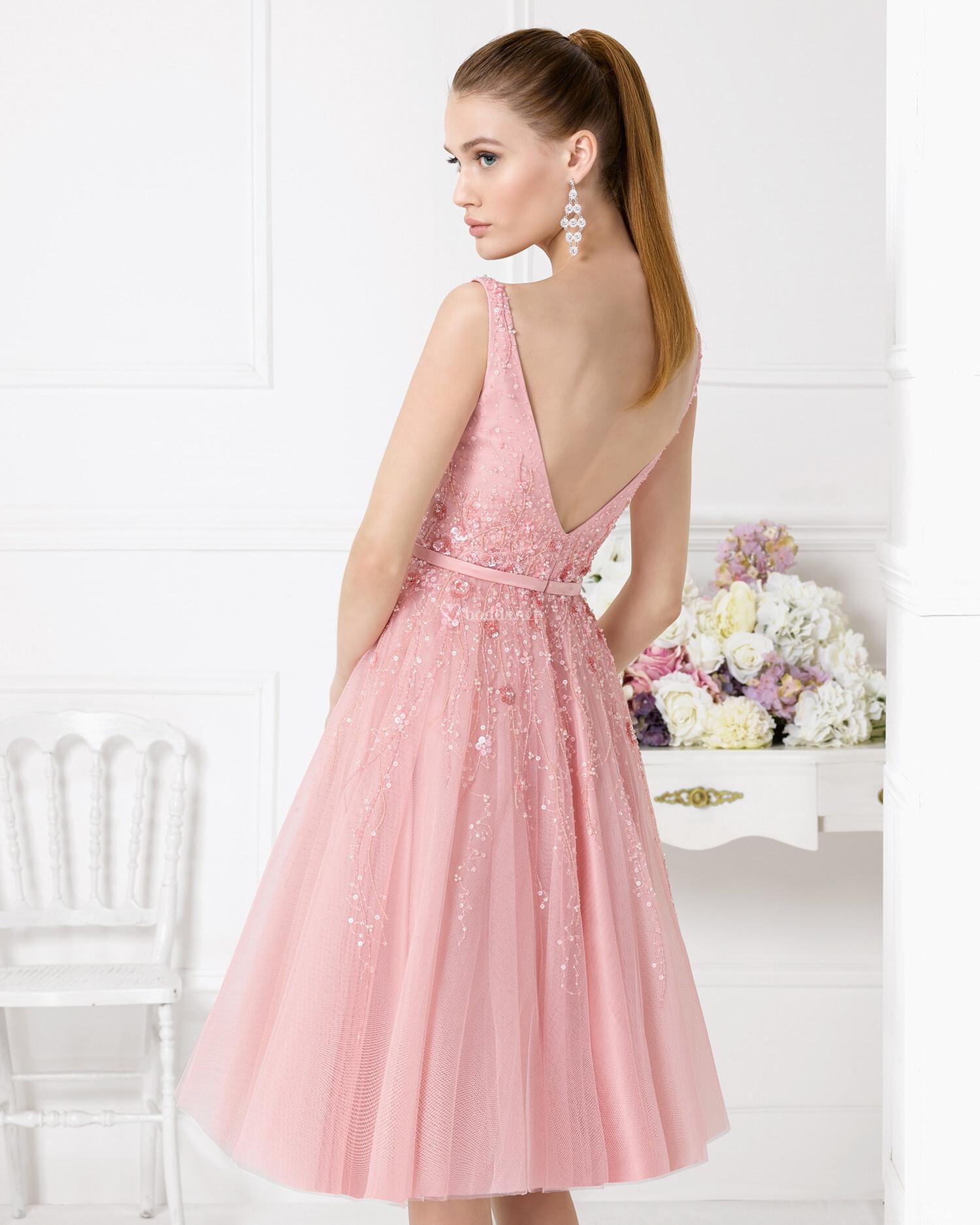 Precio de vestidos de fiesta aire barcelona – Vestidos de noche ...