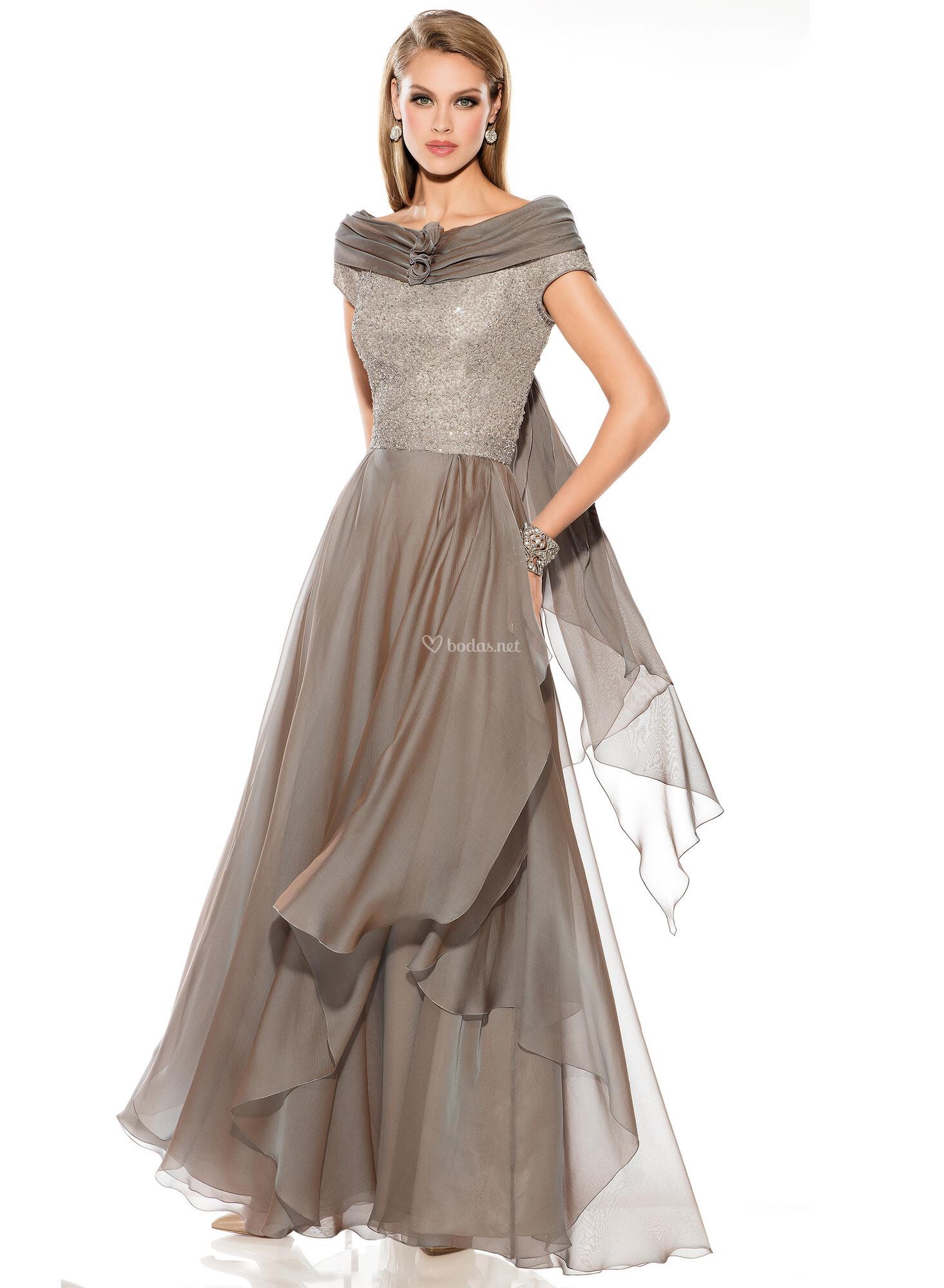Vestidos madrina matrimonio santiago