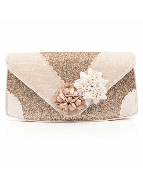 Mrs Lower clutch, Irregular Choice