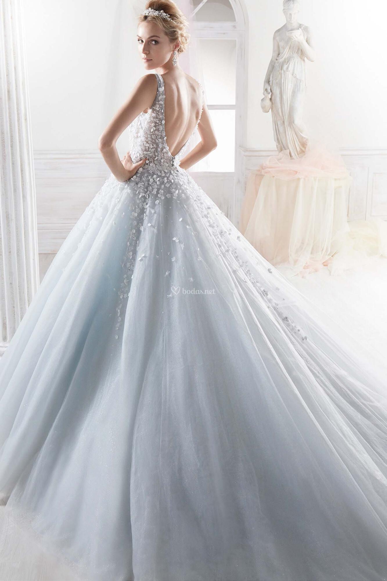 Vestido de Novia de Nicole - NIAB18092
