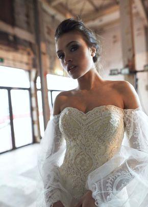 Sadira, Crystalline Bridals