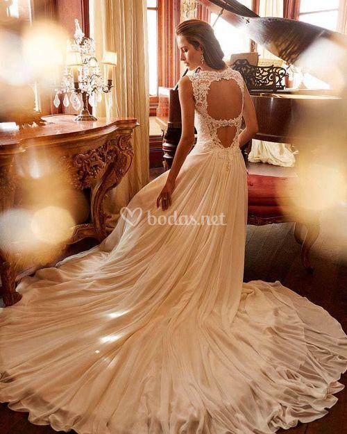 Y11717 - YVETTE, Mon Cheri Bridals