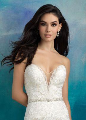 S134, Allure Bridals