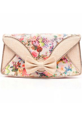 Dazzle Razzle Clutch, Irregular Choice