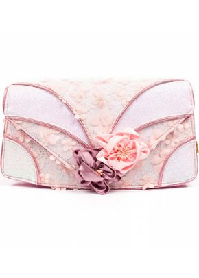 Peach Melba Clutch, Irregular Choice