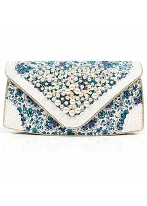 Pearly Girly Clutch, Irregular Choice