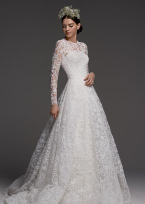 S156F, Allure Bridals