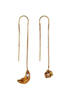 The Moonlight and the Sun Earrings, 1342