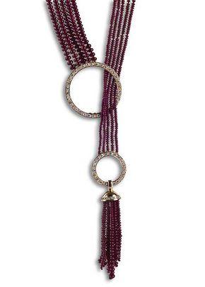 collar rubies, Ansorena