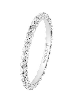SERPENT BOHÈME WEDDING BAND 02, Boucheron