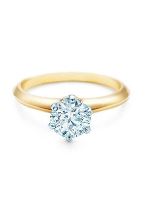 THE TIFFANY SETTING YELLOW GOLD, Tiffany & Co.