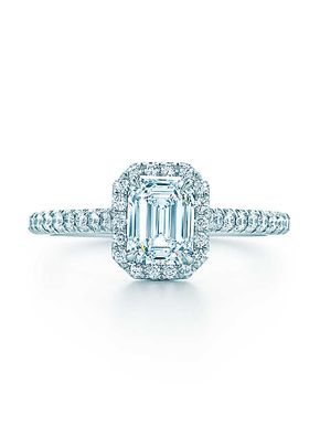 TIFFANY SOLESTE EMERALD CUT, Tiffany & Co.