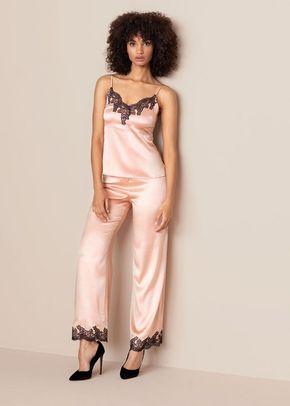 Amelea Camisole Pink Black, 546