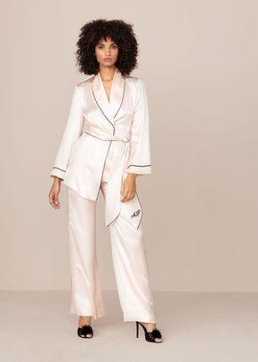 classic Pyjama Top Pink, Agent Provocateur