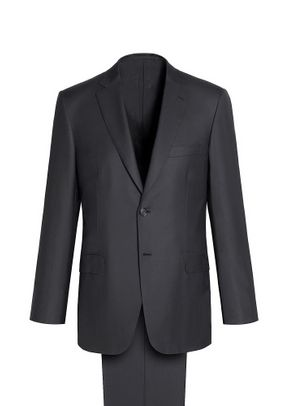 CHARCOAL BRUNICO SUIT, Brioni