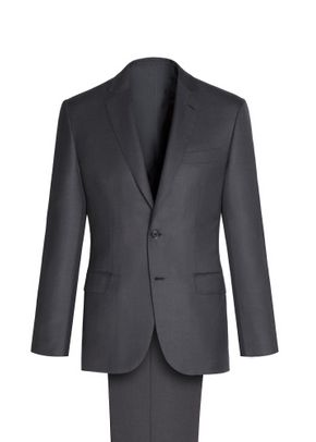 CHARCOAL MADISON SUIT, Brioni