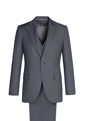 CONTINENTAL THREE-PIECE SUIT, Brioni