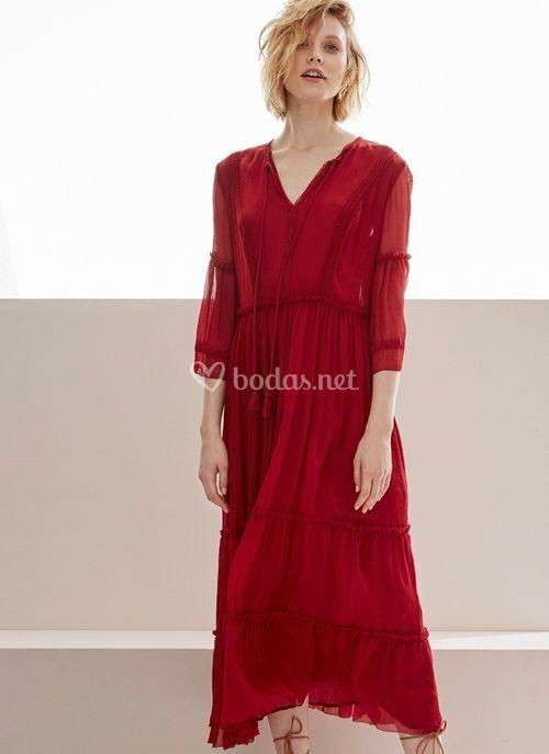 Vestido de fiesta de adolfo dom nguez 293085147161 for Adolfo dominguez web corporativa