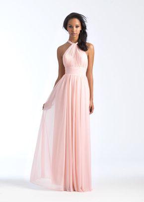 1565F-Peach, Allure Bridals
