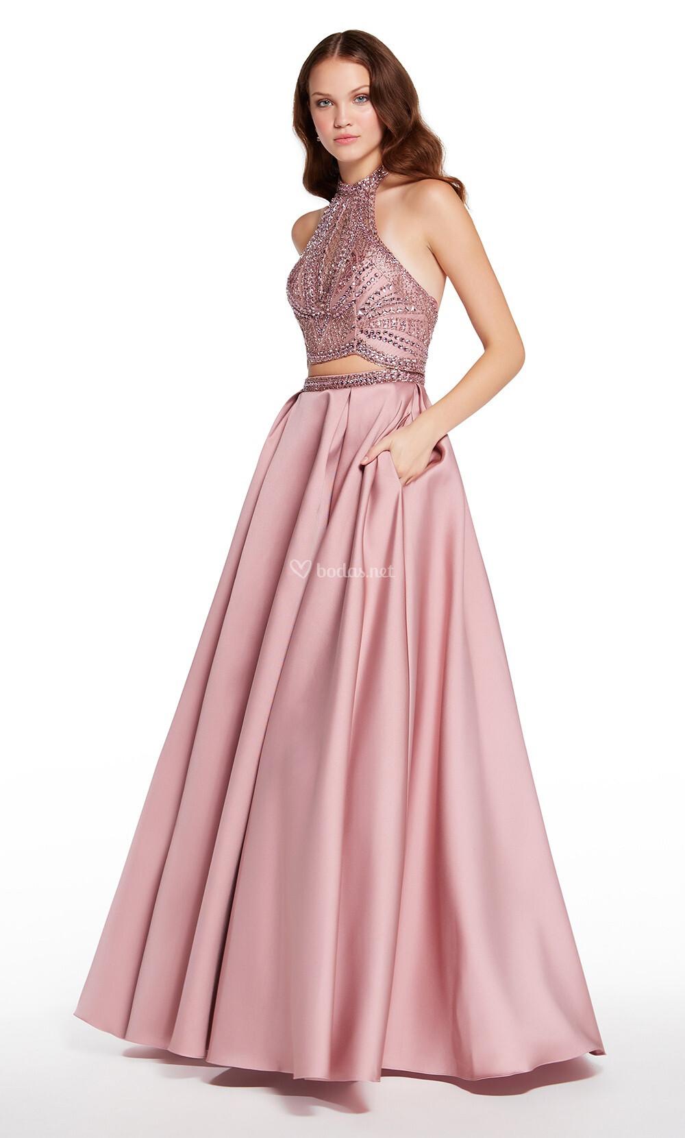 Vestido de Fiesta de Alyce Paris - 60223