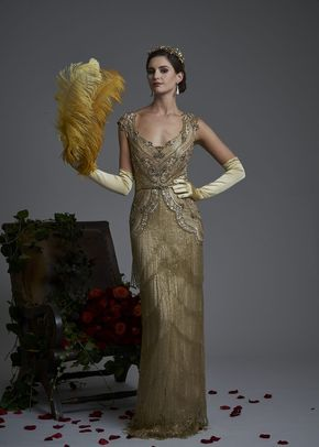 Carlotta ANTIQUE Gold, 1059