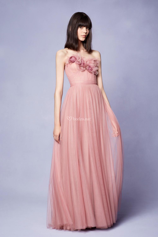 Moderno Vestidos De Fiesta En Charlotte Embellecimiento - Colección ...