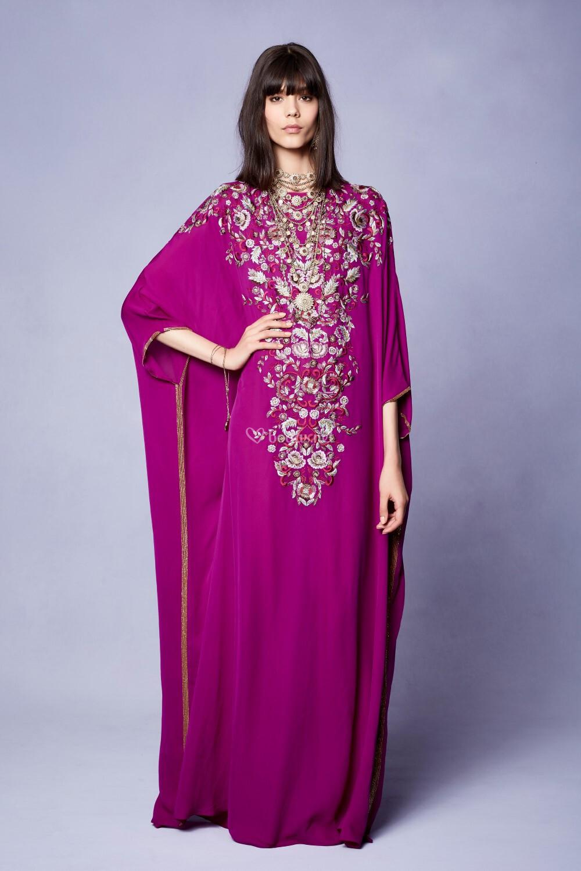 Lujoso Vestido De Fiesta Velba Milena Imágenes - Colección de ...