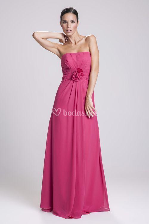 My13 vestido de fiesta rosa azul newhairstylesformen2014 com