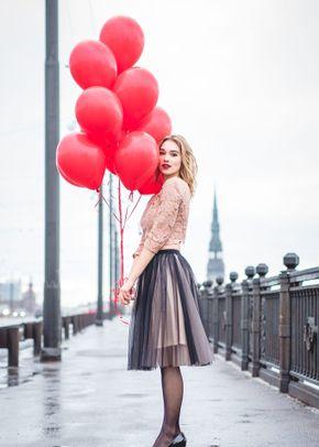 AMINA short skirt, Sadoni