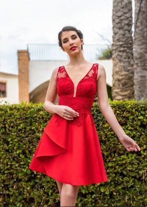 Alexandra rojo, Silvia Navarro