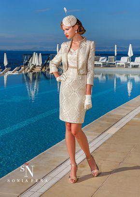 1160065 conjunto+1160064 vestido, Sonia Pe�a