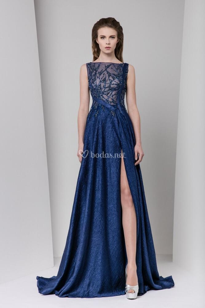 vestido de fiesta de tony ward  tw fw 43